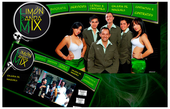 limon banda mix